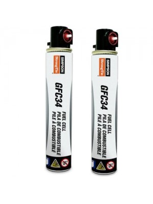 Simpson Strong Tie GFC34-RC2 Fuel Cell (2 pk)