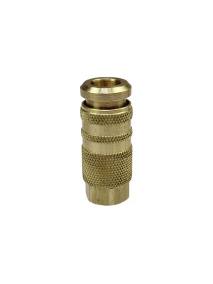 1/4' BODY SIZE COILFLOW COMBO COUPLERS INDUSTRIAL AND ACME INTERCHANGE 1/4' NPT FEMALE