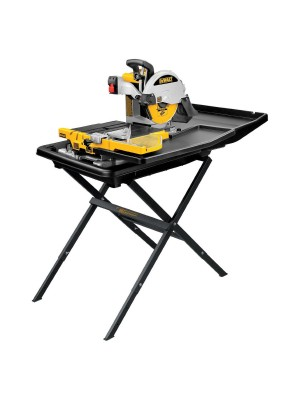TILE SAW WITH STAND