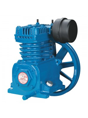 STAGE SYNTHETIC OIL AIR COMPRESSOR PUMP WITH 32 OZ. OIL CAPACITY