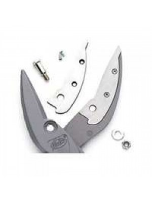 Mc12rb Replacement Blades For Mc12 Combination Alum Snips 2/Crd